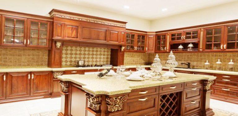 کابینت آشپزخانه طراحی تولید نصب اجرا تهران