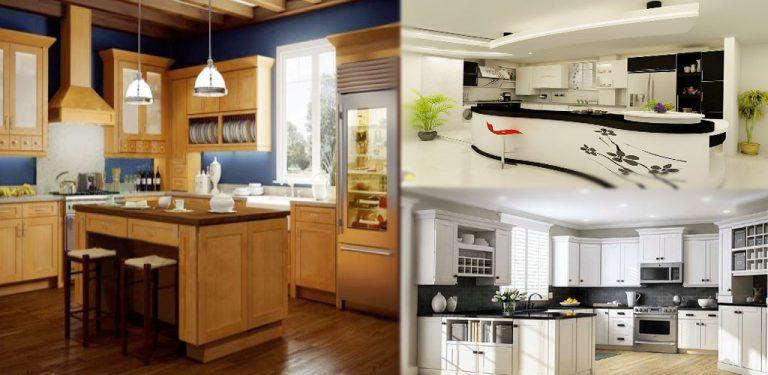 کابینت آشپزخانه سفارش طراحی دکور